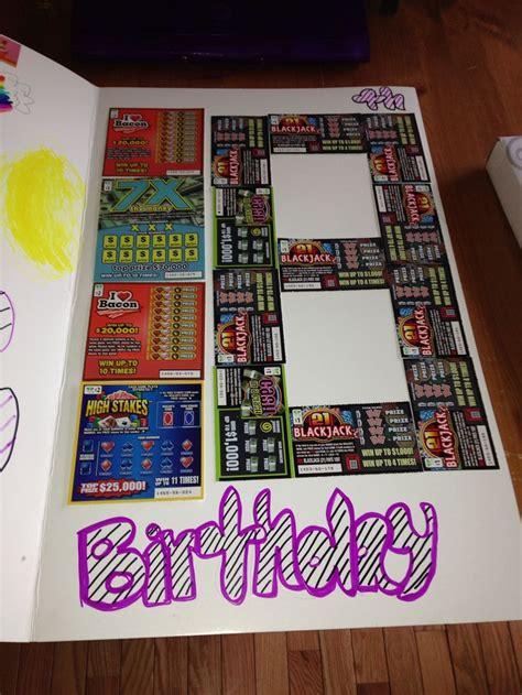 Sc Ch Off Lottery Tickets Great  Ee  Th Ee    Ee  Birthday Ee   Idea