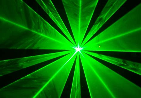 Amazon Fairy Lights Laser Display Green