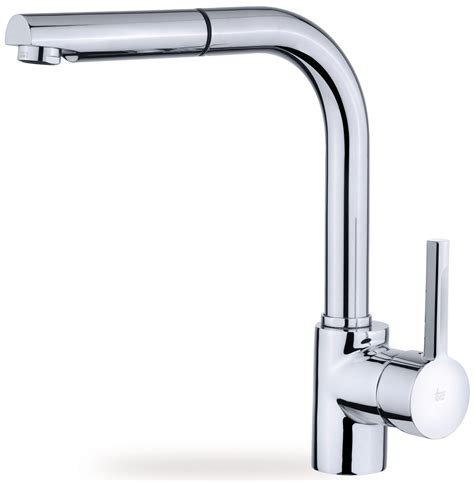Kitchen Sinks And Taps Review Teka Ark 938 Single Lever Pull Out Spray Kitchen Sink Tap Btk148