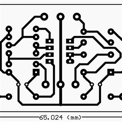 Gigabass Kit Audio Kreatif Layout Pcb Ocl 500watt