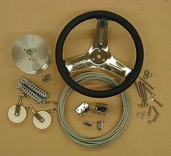 Steering Wheel Kit For Small Boat Steering Boatdesign