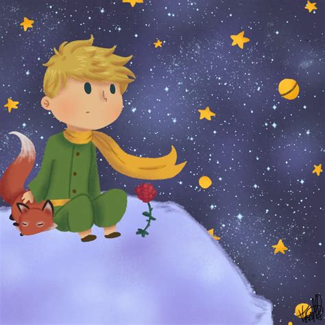 le petit prince by archervale on