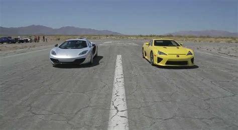 lamborghini aventador sv roadster vs bugatti veyron bugatti veyron vs lamborghini aventador vs lexus lfa vs mclaren mp4 12c video 01 viacomit