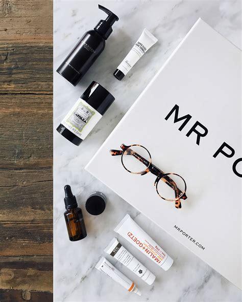 mr porte mr porter s grooming kit mr essentialist bloglovin