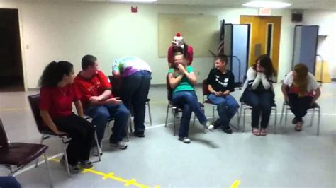 fun games for church youth groups