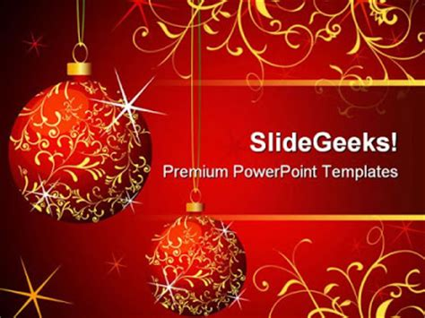 christmas design for powerpoint slides wallpapers clubs christmas powerpoint template presentation