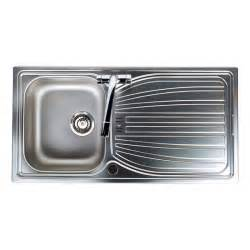 Single Bowl Kitchen Sinks Astracast Alto 1 0 Single Bowl Kitchen Sink