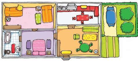ambienti casa gli ambienti della casa e la lor