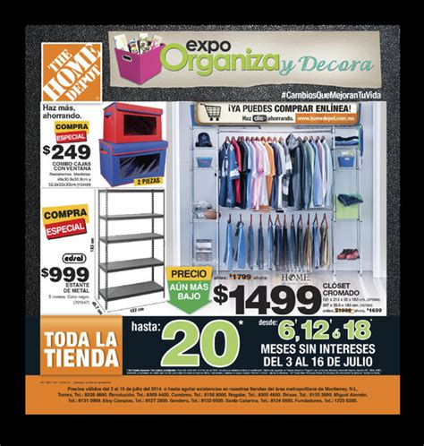 gorgeous home depot horario on office depot mexico df