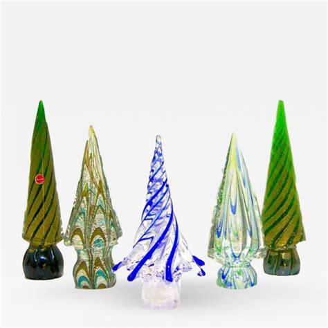 murano glass christmas tree beatiful tree