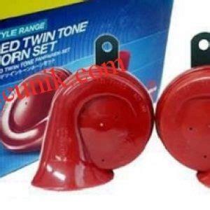 Hella Tone Klakson jual klakson hella 2 tone merah untuk mobil jual stungun
