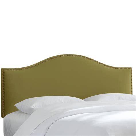 twin size upholstered headboards skyline furniture twin size upholstered headboard in sage