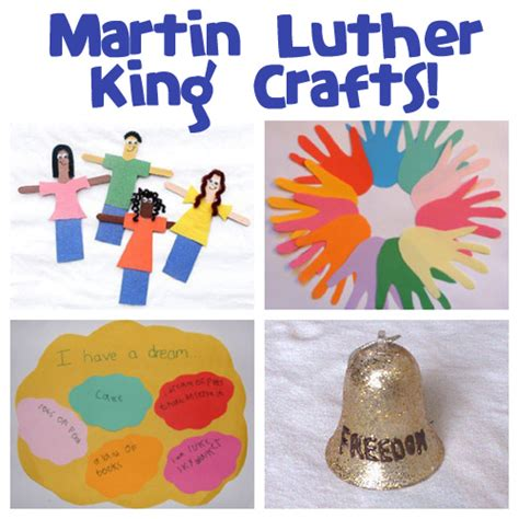 martin luther king crafts for martin luther king day family crafts