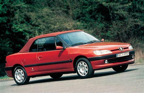 cabriolet peugeot peugeot 306 cabriolet specs 1997 1998 1999 2000 2001