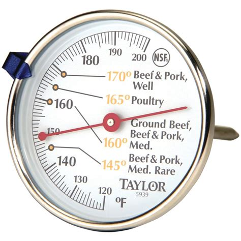 Food Thermometer weakened immune systems iii nutrition before during and after cancer