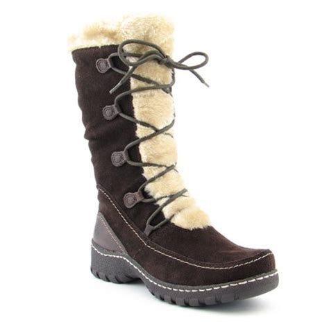 beartrap boots trap shoes baretraps baylee boots snow shoes brown
