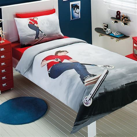 What Size Is Double Duvet Scooter Quilt Cover Set Target Australia
