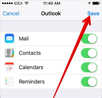 How To Add Calendar In Outlook Three Tips To Sync Outlook Calendar With Iphone