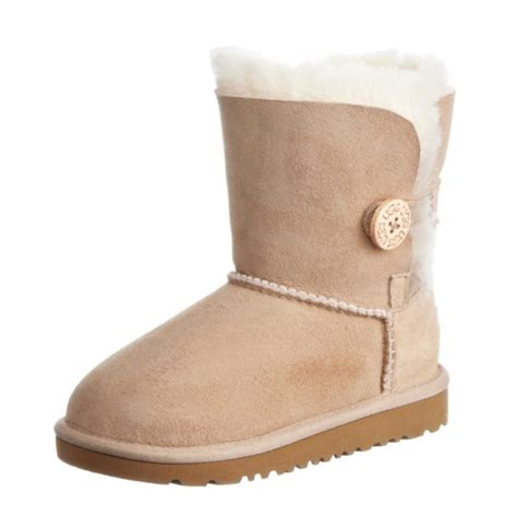 ugg australia infants and bailey button shearling