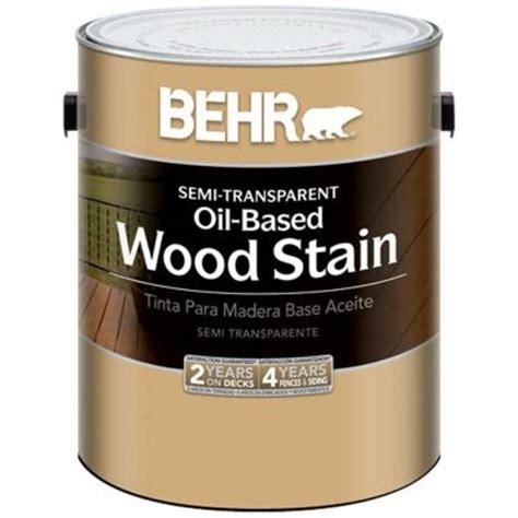 behr  gal redwood oil based semi transparent