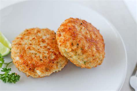 Fish Cake tilapia fishcakes jehan can cook