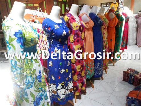 Grosir Murah Baju Imo Batik Top Katun grosir daster jumbo 22ribu