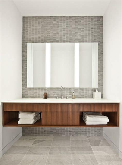 badezimmer vanty raumsparende fassaden schicke edelsteine vereinigen alt