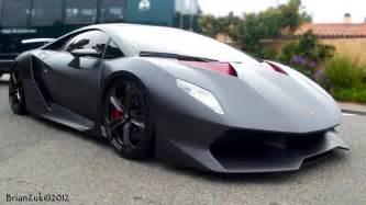 Lamborghini Elemento Lamborghini Sesto Elemento Start Ups And On Road