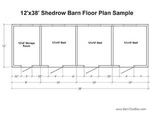 Floor Plans For Barns by Barn Shed Construction Shedrow Barns