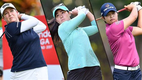 honda classic pre qualifier groups times second honda lpga thailand