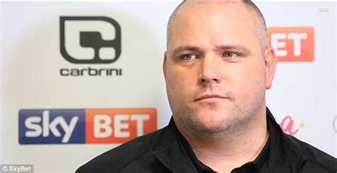 bentley penalty sport news morecambe boss jim bentley s thank you to fans