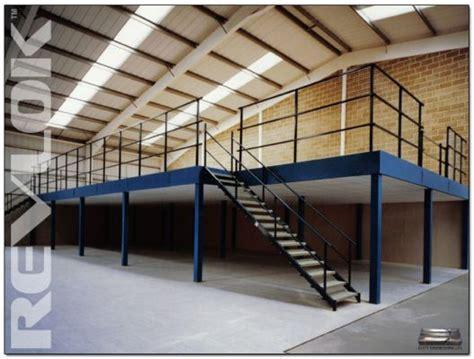 Mazzine Floor by Mezzanine Floor Manufacturer Revlok Mezzanine Flooring