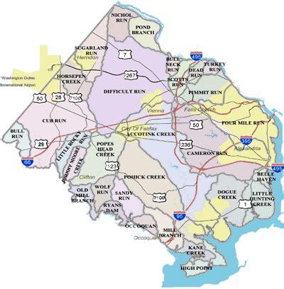 Property Records Fairfax County Va Fairfax Map Gallery