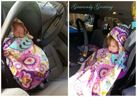 car seat poncho tutorial reversible carseat poncho blanket tutorial uses 1 2