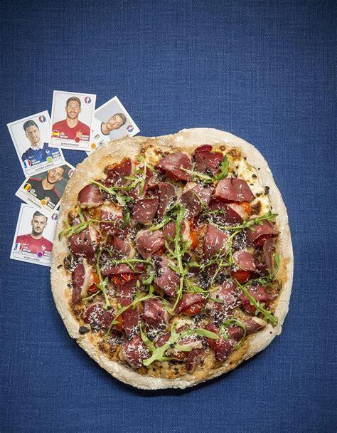 Recette Pizza Magret by Pizza Burrata Magret De Canard Fum 233 Pour 2 Personnes