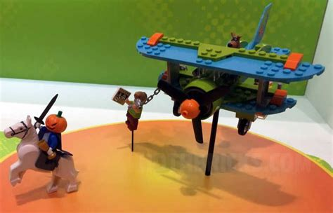 Lego 75901 Mystery Plane Adventures lego scooby doo haunted lighthouse mystery plane sets bricks and bloks