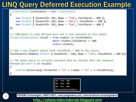 linq xml tutorial c sql server net and c video tutorial part 14 linq
