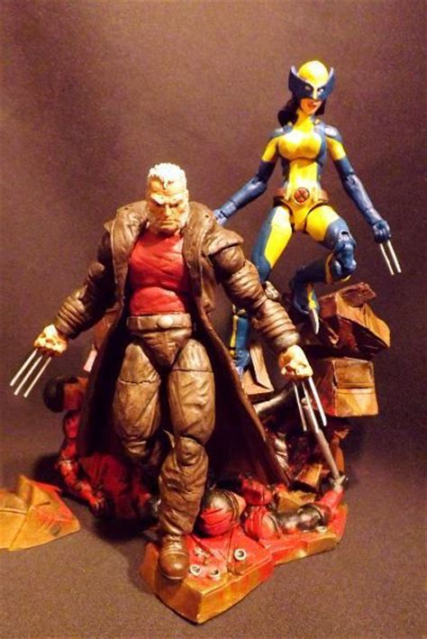 Marvel All Figure 1000 images about all new wolverine on