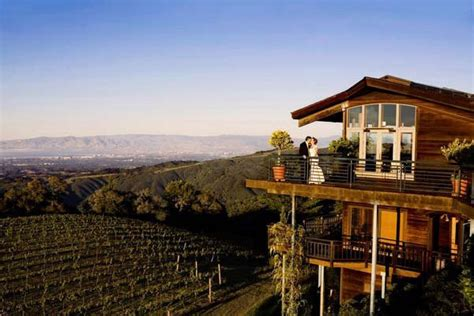 small wedding venues in sf bay area 2 fogarty winery and vineyards woodside wedding venue