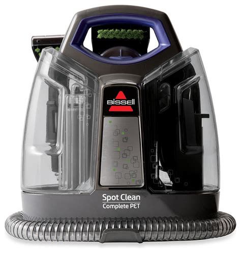 carpet cleaner bed bath and beyond bissell spot clean complete pet handheld deep cleaner