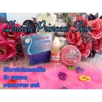 Princess Skincare Set lhuvlie princess skin stretch marks and scars remover set