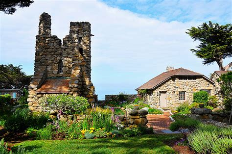 Tor House by Discover Robinson Jeffers Tor House Food Tours