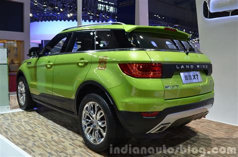 land wind x7 landwind x7 features specifications