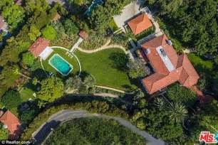 cecil b demille estate angelina jolie eyes up 25m mansion in california daily mail online