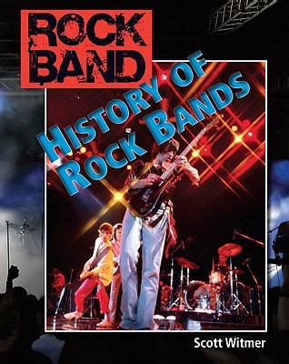 bigger rock books history of rock bands by witmer reviews