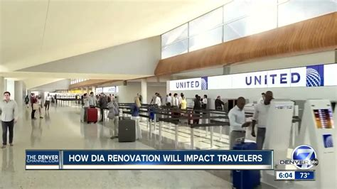 1 8b project at denver international airport could increase your airfare