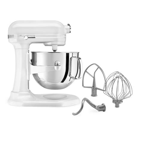KitchenAid Pro Line KSM7581 Bowl Lift Stand Mixer Frosted