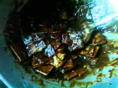 youtube membuat kek batik cara mudah buat kek batik youtube