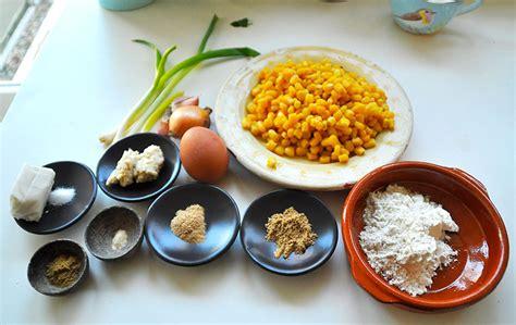 Corn Tea Teh Jagung perkedel jagung iii corn fritters classic snack for tea time