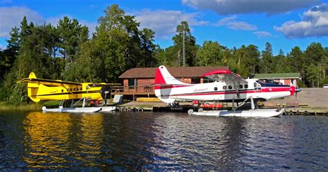 Swiss Army Dhc 1 canada s best fishing and climb aboard an otter the swiss army knife of the sky